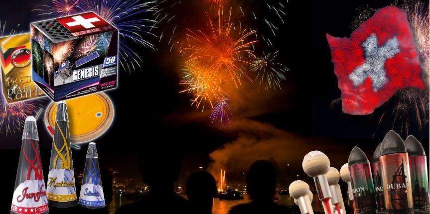 Feuerwerk & Pyrotechnik Onlineshop