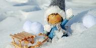 Dekoartikel - Winter & Schnee