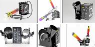 Abschussgeräte & Konfettimaschinen