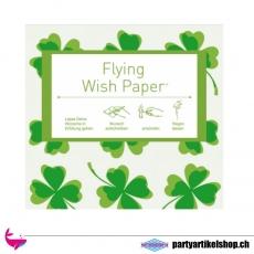 Flying Wish Paper - Motiv Glück