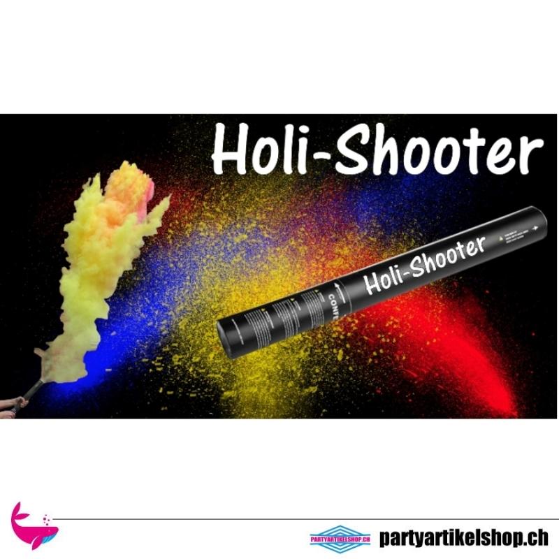 Holi Pulver Shooter - bunt
