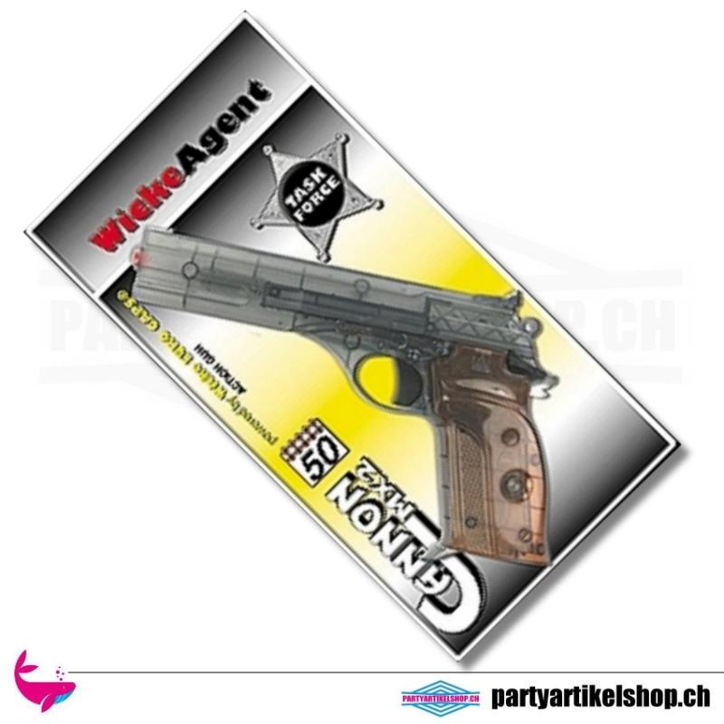 Chäpsli Pistole Cannon MX2