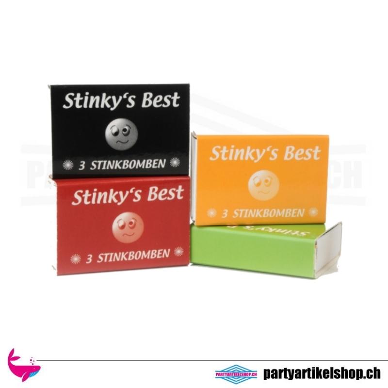 Stinkbomben Stinkys Best