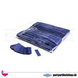 Lose Papierkonfetti Blau mit Slow Fall