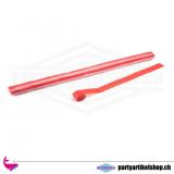 Luftschlangen Rot (Streamer) aus Papier 10m x 2,5cm