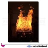 Aufsatz *Brennende Tonne* für G-Flame