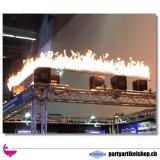 Feuerwand Aufsatz für G-Flame zum mieten