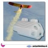 Rauchpatronen Halterung für Modellflugzeug (Rumpf)