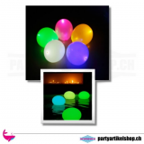 LED Luft Ballons - tolle Dekorationsidee für jede Feier