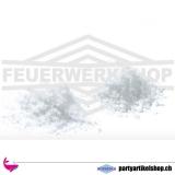 Glitzerschnee (Kunststoffschnee) für Schneedosierer
