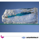 Eis Gel - künstliches Eis aus transparentem Wachs
