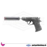Chäpsli-Pistole PPK - Spielzeugpistole