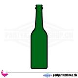 Crashglas Bierflasche Typ *Becks*