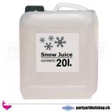 Schneefluid für Schneemaschine (Premium) - 20 Ltr. Kanister