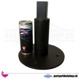 Halterung für Acrylfackeln inkl. Ligtcan