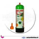 Helium für Ballone - Einwegflasche