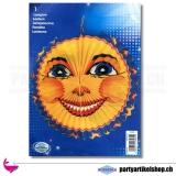 Lampion mit Sonnenmotiv 2