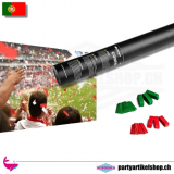 Druckluft Party Popper *Fan Edition* Portugal