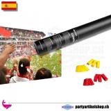 Druckluft Konfettishooter *Fan Edition* Spanien