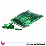 Confetti lose - 1Kg. - 55x17 - metallic Grün