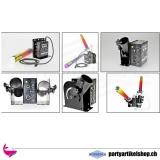 Konfettikanonen - Ultra Shooter Startsystem